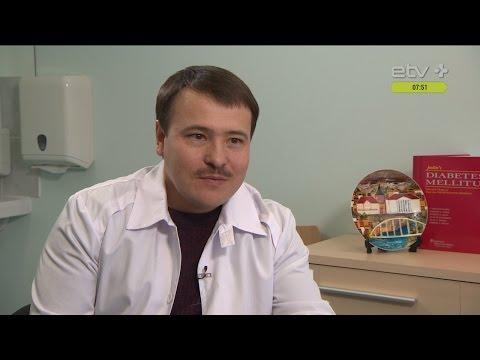 Профилактика сахарного диабета: что можно сделать? | профилкатика | телевидение | сахарный | здоровье | эстония | лечение | доктор | диабет | suhkruhaigu | канал