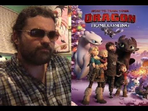 How to Train Your Dragon: Homecoming (2019) Short Movie Review