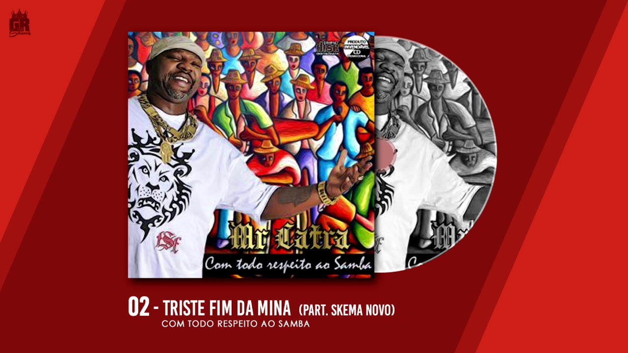 novo cd mr catra 2012