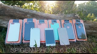 Spigen Apple iPhone 6 Cases: Early Hands-On (Thin fit and Thin Fit A)