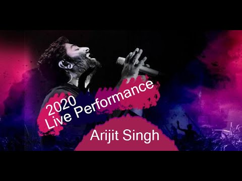 Best Live Perfomance Ever By Arijit Singh