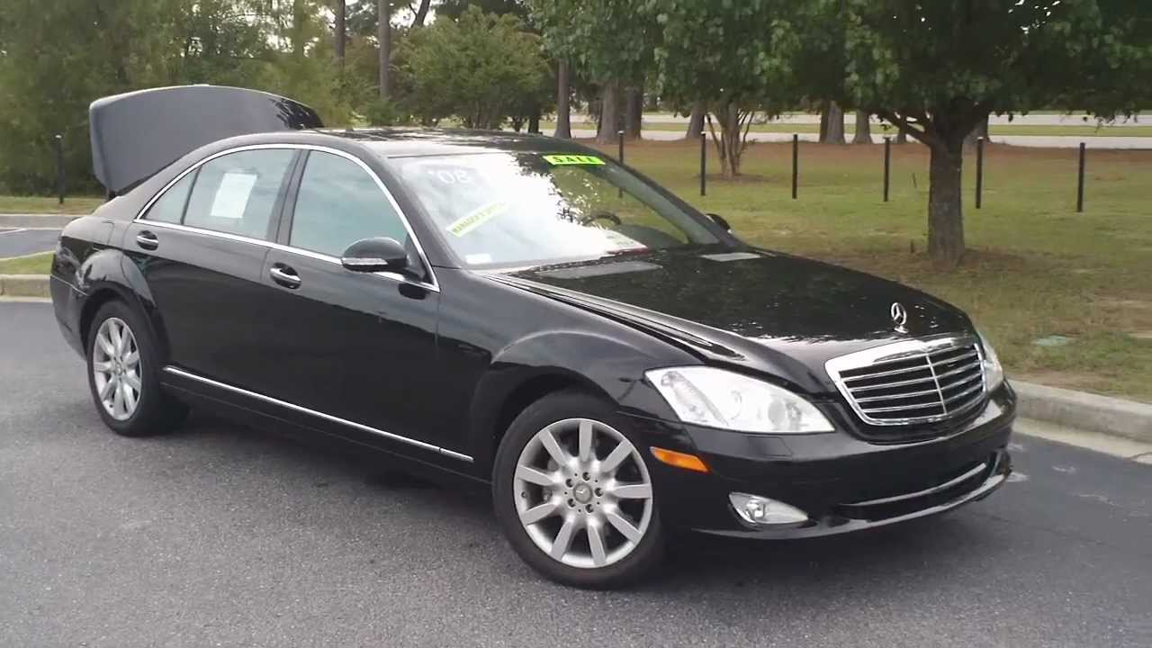 2008 mercedes benz s class capitol automotive used cars for Mercedes benz florence sc