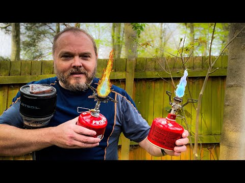 Camp Stove Battle - Which Stove Is Best? - MSR Pocket Rocket 2 V Jetboil Minimo V Soto Windmaster