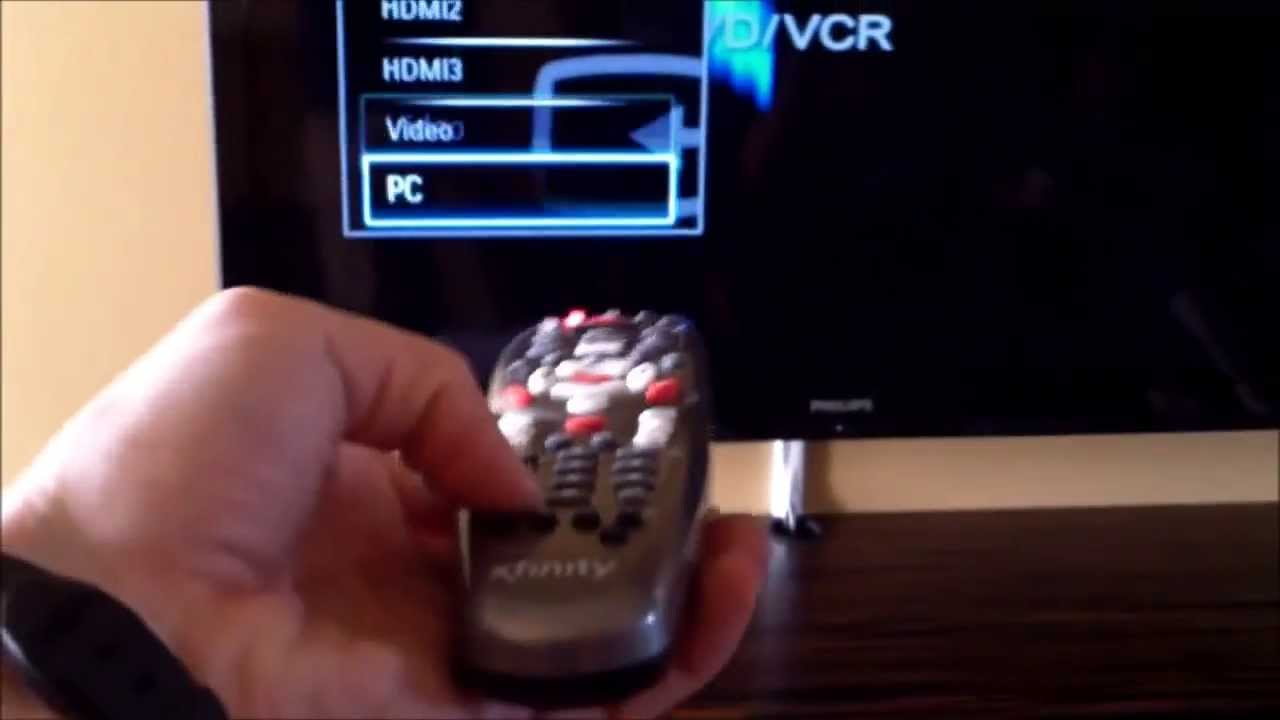 How To Program Cable Remote to Any TV Review - Xfinity - YouTube