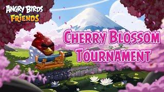 Angry Birds Friends | Cherry Blossom Tournament