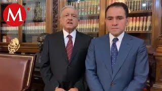 Arturo Herrera sustituirá a Carlos Urzúa en Hacienda