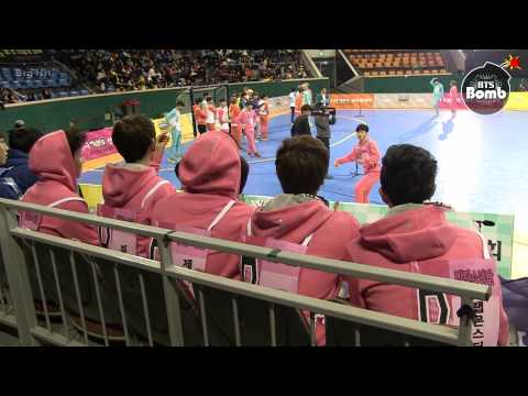 [BANGTAN BOMB] Jump! Jimin entered the high jump!