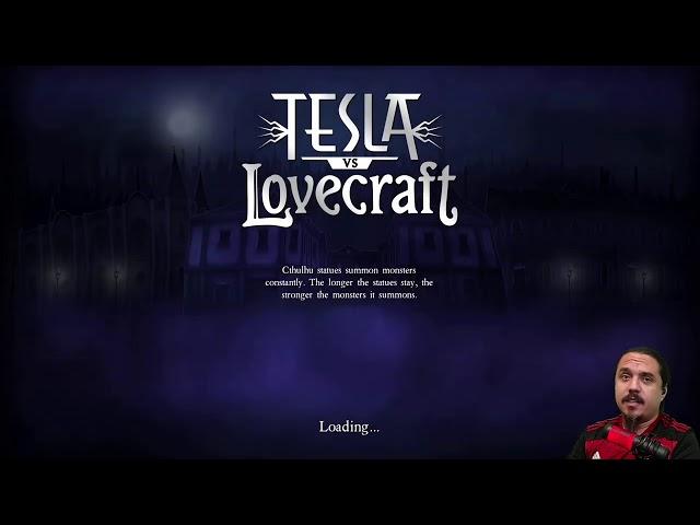 Tesla vs Lovecraft GOTY - RE-JOGANDO no PlayStation 5