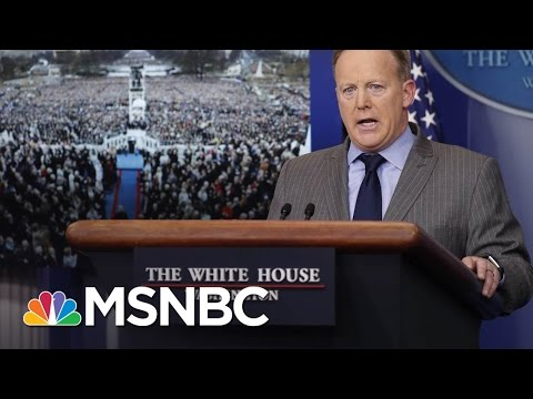CNN, The New York Times, Other Media Outlets Blocked From White House Press Briefing | MSNBC