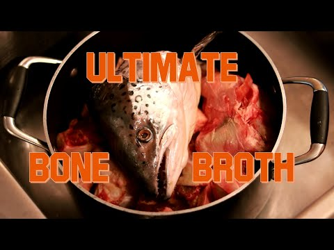 How To Make The Ultimate Homemade Bone Broth For Your Dog Or Cat