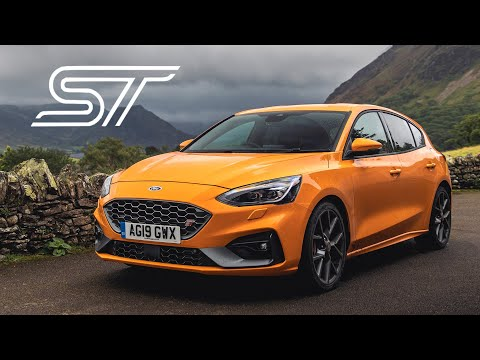 The Ford Focus ST Is Finally as Delightful as the Fiesta ST