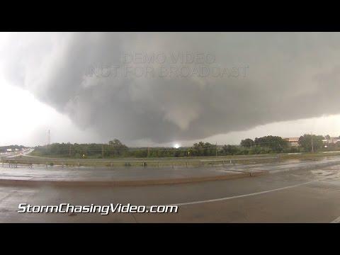 7/1/2015 Lees Summit, MO Tornado B-Roll