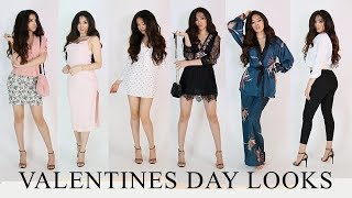VALENTINES DAY LOOKBOOK | AlexandrasGirlyTalk