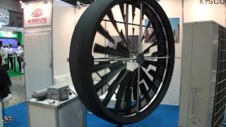 これぞ次世代の風力発電機!?