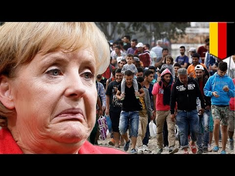 Germany Syrian refugee crisis: the Germans having doubts about all those refugees - TomoNews