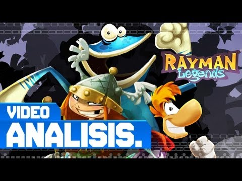VIDEO ANÁLISIS: Rayman Legends