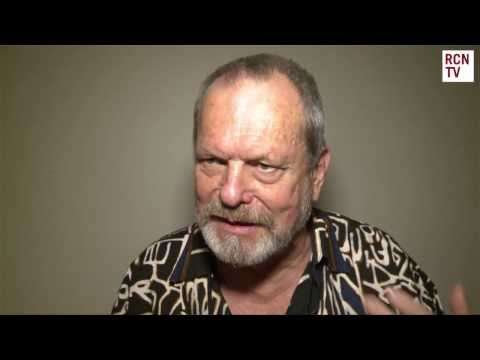 The Zero Theorem Terry Gilliam Interview