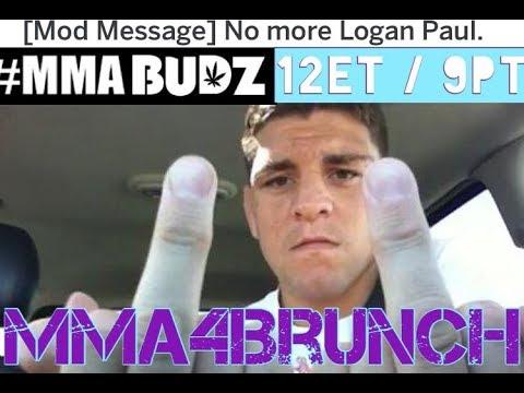MMA REDDIT Bans Logan Paul! #MMABUDZ