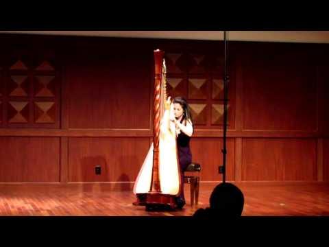 Sonate pour harpe, Allegro Moderato by Pierick Houdy