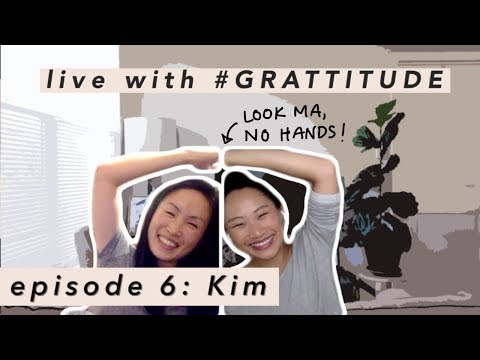 """we are feary and wondery made"" feat Kim  with Grattitude Episode 6"