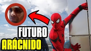 Lo que realmente significa la escena post creditos Spiderman Homecoming
