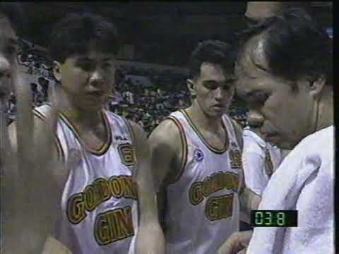 1997 All Filipino Bal David's Miracle 3 pointer