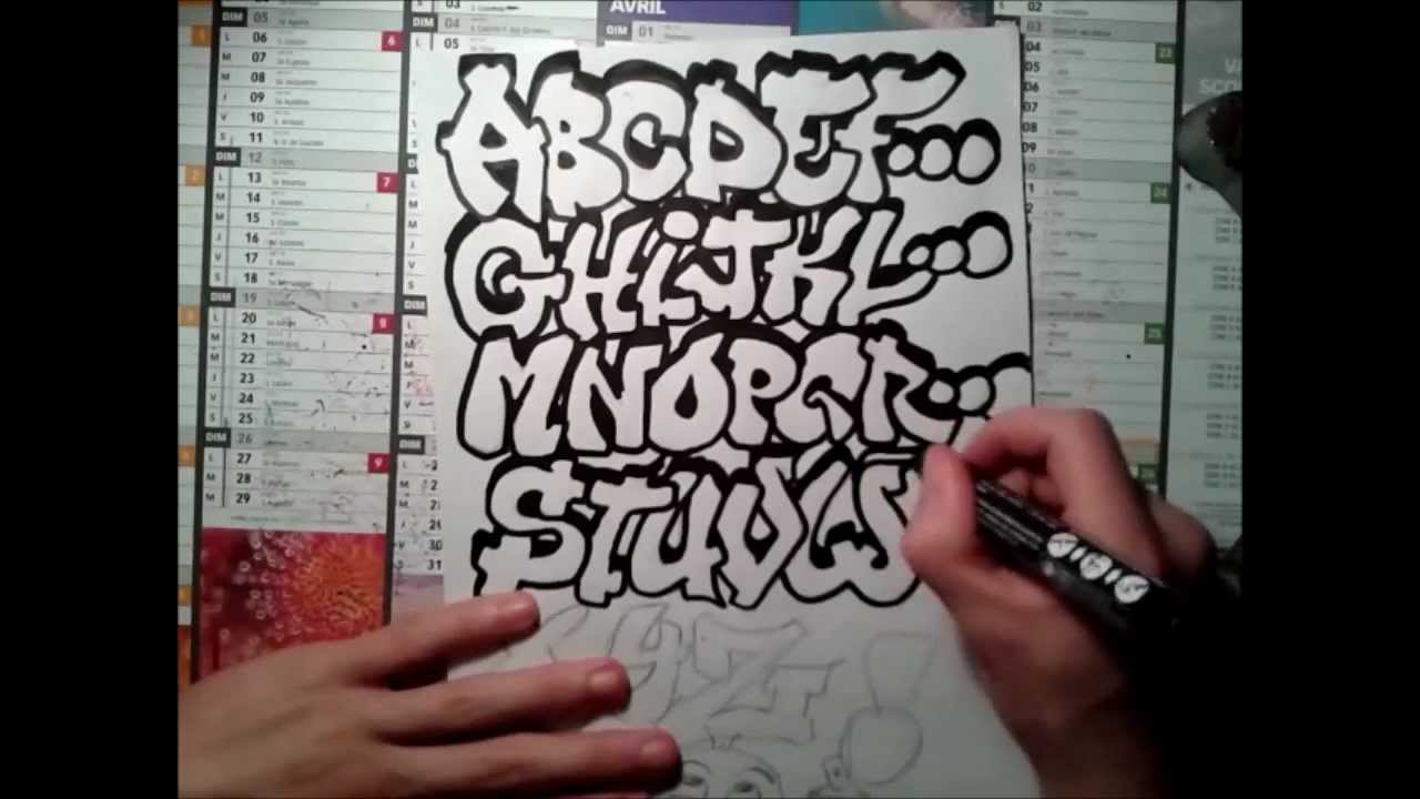 Alphabet Tag Facile graffiti alphabetspane 34 graff tutos ! débutant - youtube