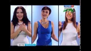 """Новогодний клип шоу-хора """"Ирония"""" на китайском языке"""