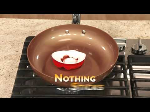 Copper Chef 360 Round Pan Youtube