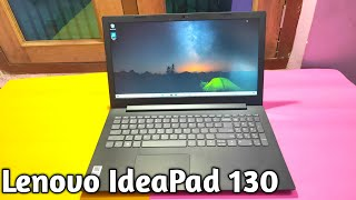 Lenovo IdeaPad 130 unboxing and review