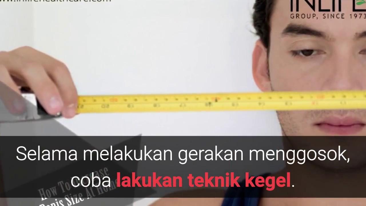 cara membesarkan alat vital pria secara cepat alami dan aman youtube