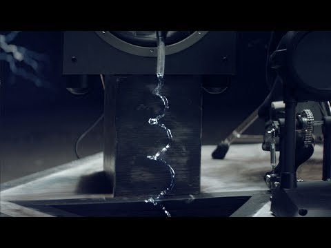 Cymatics: Hose Pipe Water Experiment
