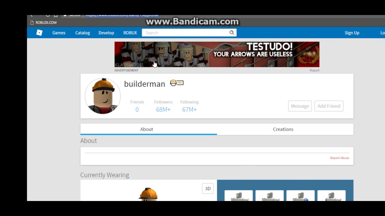 HOW TO GET INTO BUILDERMANS ACCOUNT REAL MUST WATCH - YouTube