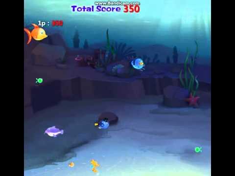 Премиум Game #1 Flesh-Games Рыбка ест рыбку