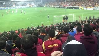 Göztepe İzmir Marşı | Konyaspor Maçı Başlama Vuruşuyla İzmir Marşı