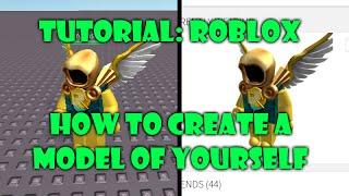 tutorial: Come creare un modello di te su Roblox
