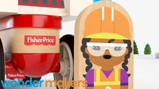 Wonder Makers™ - Sharing Is Caring | Cartoons For Kids | Fisher-Price | Learning For Kids