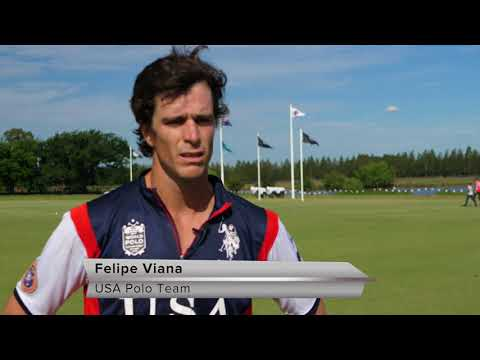 PoloLine TV - Felipe Viana (USA) Interview