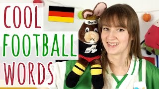 Fantastic German football words!