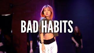 ED SHEERAN - Bad Habits | Kyle Hanagami Choreography