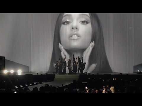 "Ariana Grande performs ""Be Alright"" at Mohegan Sun, CT 2/17/17"