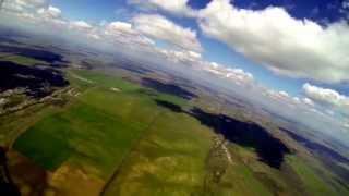 20 минут из маршрутного полета. Крым, параплан Niviuk