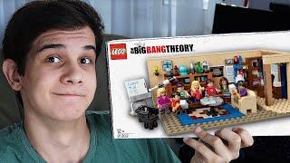 LEGO The Big Bang Theory (21302) - НАБОР НА ОБЗОР