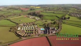 Whitehill Country Park Drone Video 2016