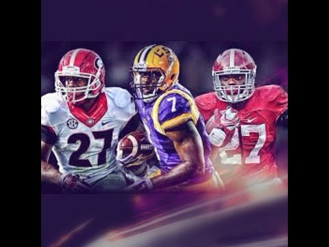 SEC - Running Backs - (Watch 1080 HD)