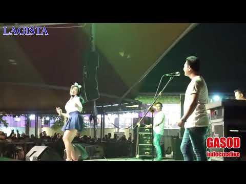 Goyang Wik Wik Bersama Bersama Mbak Siska Aulia  Goyang 2 Jari Lagista Live Gofun