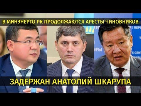 В Минэнерго продолжаются аресты чиновников. Задержан Анатолий Шкарупа.
