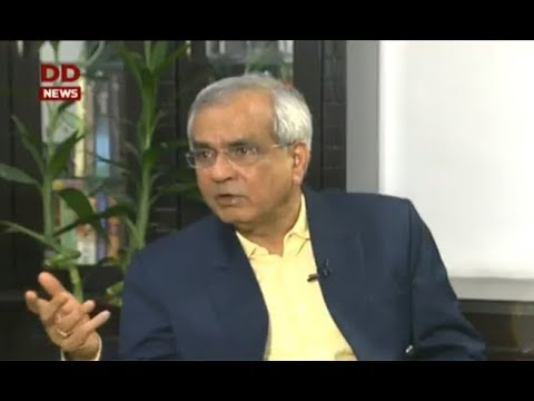 Candid Conversation with Vice-Chairman of Niti Aayog, Rajiv Kumar | 22/10/2017