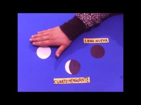 Cuales son las fases de la luna youtube for Cuales son las caracteristicas de un mural