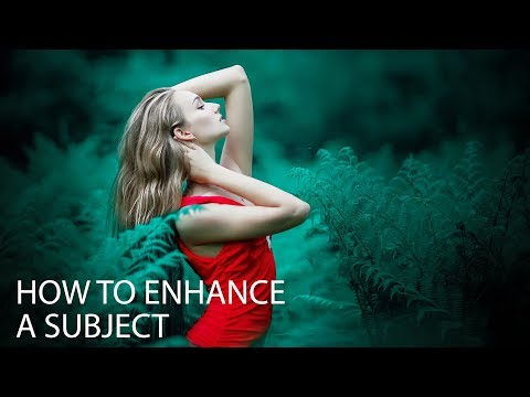 How to Enhance a Subject in Photoshop | Photoshop Tutorial 2019 thumbnail